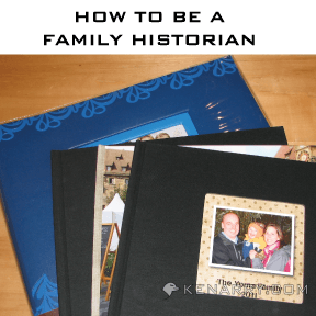 How to Be a Family Historian