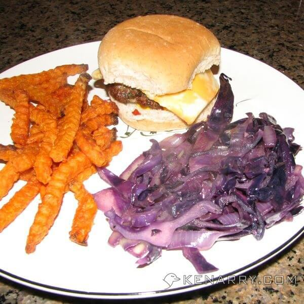 Red Cabbage Recipe: A Tasty Southwest Sautéed Side Dish - Kenarry.com