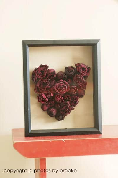 dried roses craft ideas petal crafts 10 ideas to create keepsakes and gifts 4288