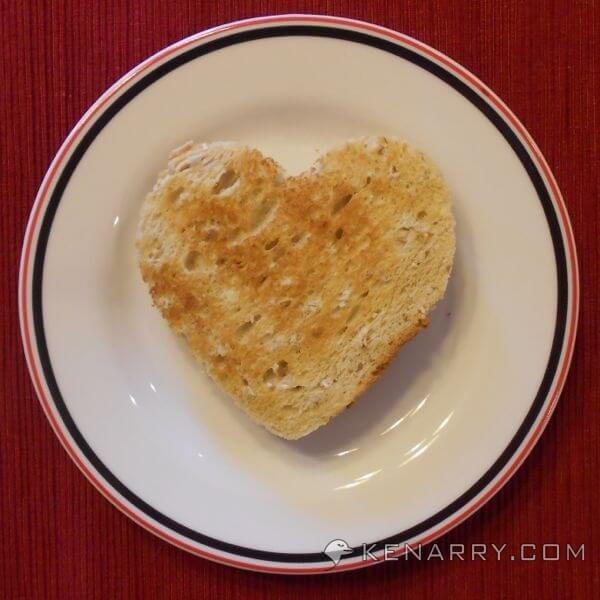 Heart Shaped Food for Kids: 4 Easy Ideas for Valentine's Day - Kenarry.com
