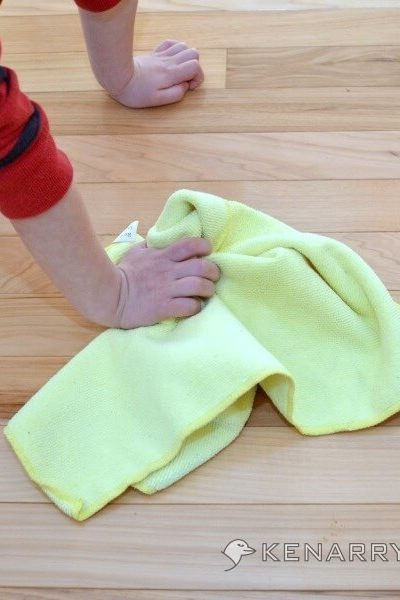 How to Spring Clean with Small Children: 5 Tips and Tricks to Get the Job Done - Kenarry.com