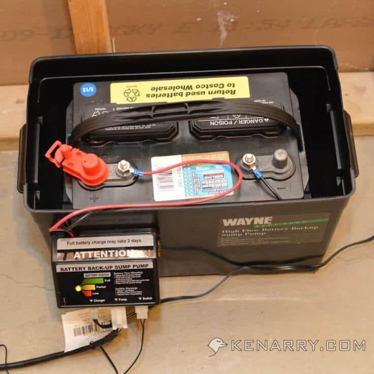 Control Unit and Battery - Kenarry.com