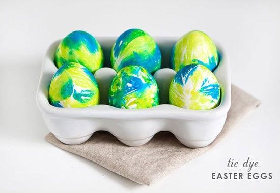 Coloring Easter Eggs: A Dozen Ways to Color a Dozen Eggs - Kenarry.com