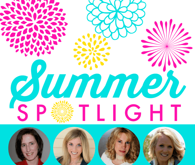 Summer Spotlight with Kenarry, View from the Fridge, Oh My! Creative and One Krieger Chick