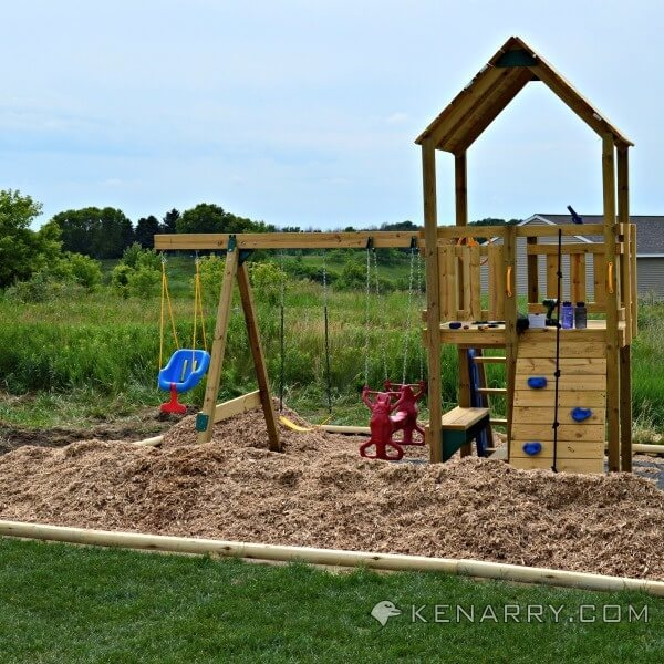 Garden Design With DIY Backyard Playground How To Create A Park For Kids
