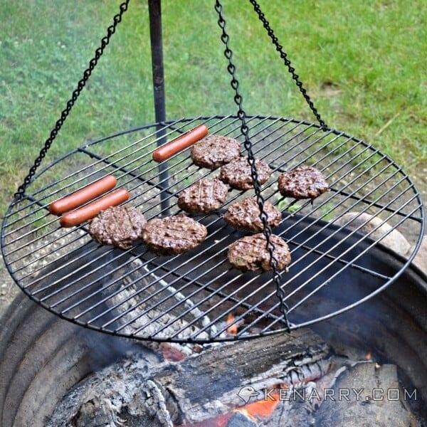 Meatloaf Burger: A Recipe for the Best Grilled Hamburger - Kenarry.com