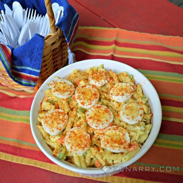 Easy Macaroni Salad: Classic Summer Potluck Recipe - Kenarry.com