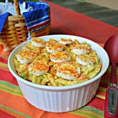 Easy Macaroni Salad: Classic Summer Potluck Recipe - Kenarry.com