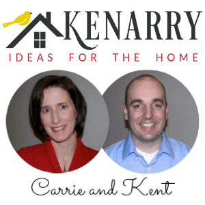 Carrie and Kent @ Kenarry: Ideas for the Home