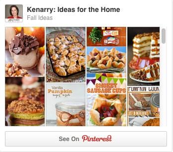 Fall Ideas on Pinterest