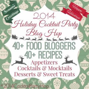 2014 Holiday Cocktail Party Blog Hop on Ideas for the Home by Kenarry®