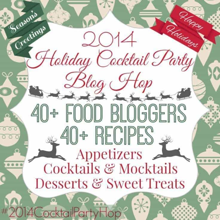 2014 Holiday Cocktail Party Blog Hop on Kenarry: Ideas for the Home