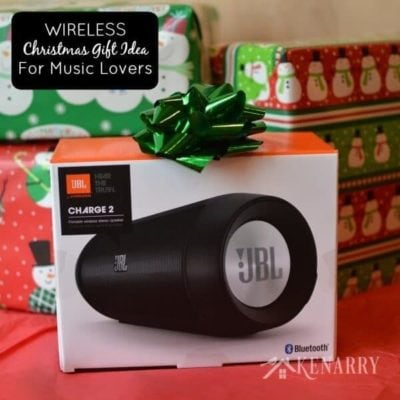 The best holiday audio gifts for the music lover in your life! Wireless, Bluetooth and Portable - who could ask for anything more?