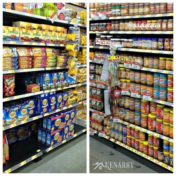 Fun family holiday ideas start with Honey Maid Graham Crackers and Skippy Peanut Butter at Walmart