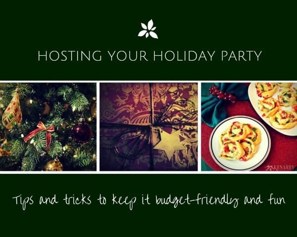 How to Host a Budget-Friendly Holiday Party