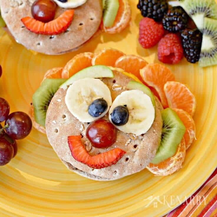 Breakfast Sandwiches for Kids: Delightfully Happy Idea
