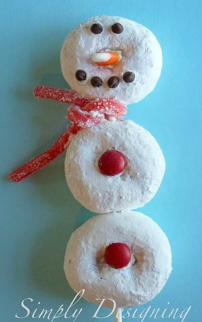Snowman Pop - Simply Designing featured on Kenarry: Ideas for the Home