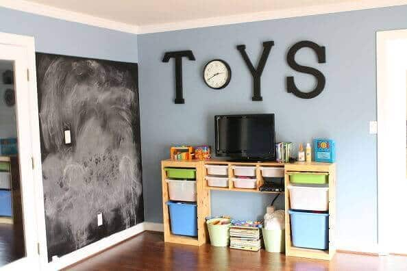 An Inspired Ikea Playroom from Designer Trapped in a Lawyer's Body on Hometalk