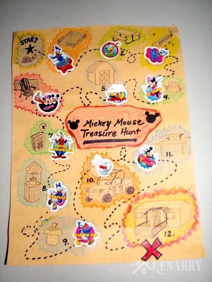 Easy Mickey Mouse Birthday Cake Ideas