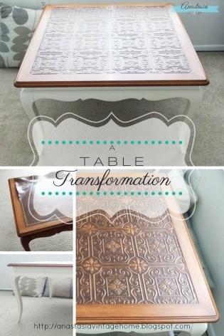 A Table Transformation Anastasia Vintage
