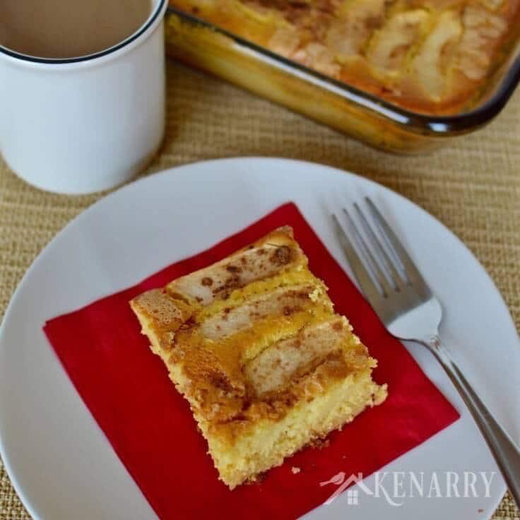 Caramel Apple Coffee Cake: A Delicious Recipe Idea