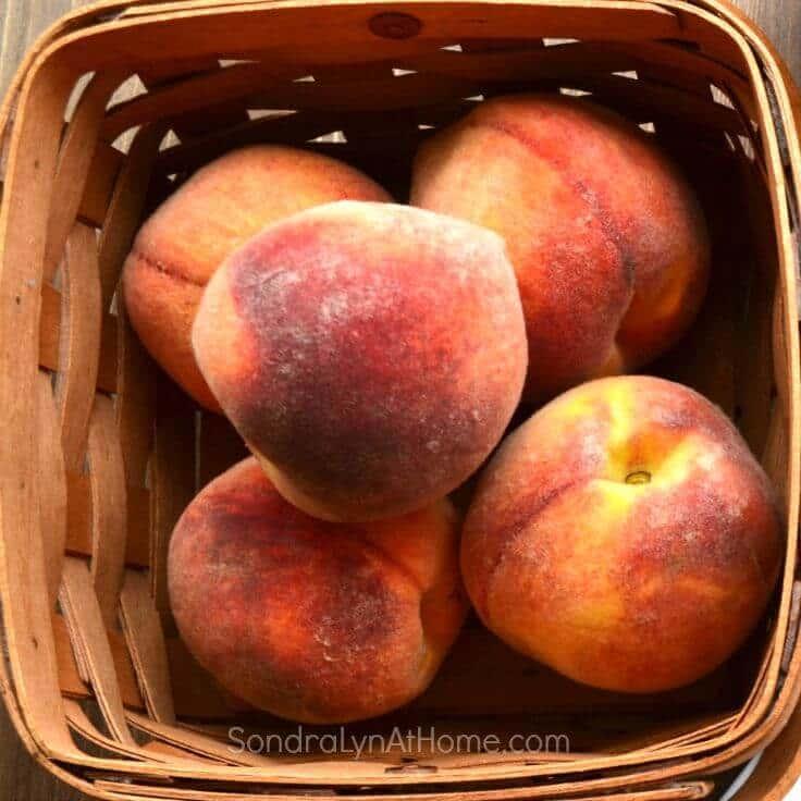 Peaches - Sondra Lyn at Home.com
