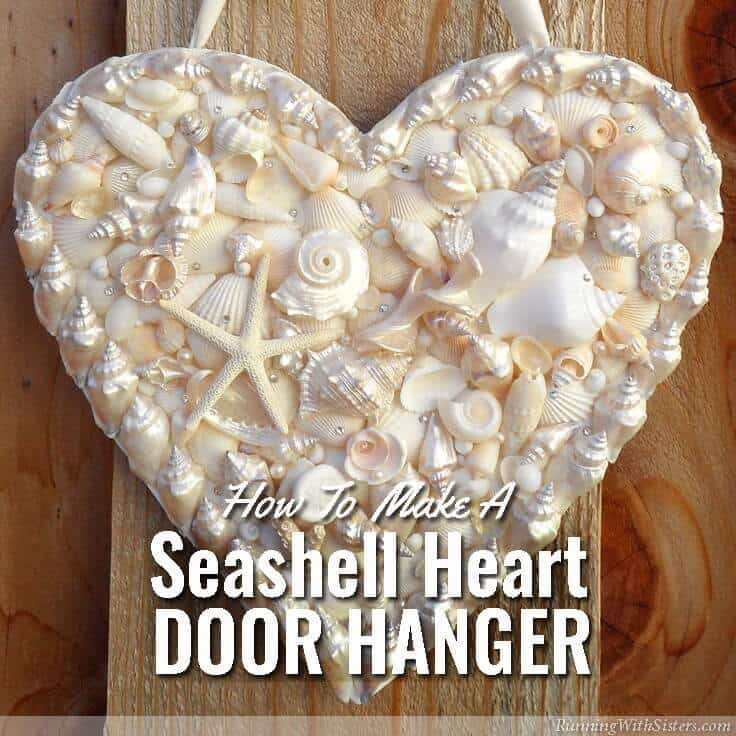 Seashell door hanger by Kenarry