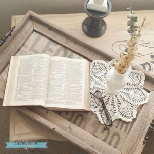 upcycled repurposed driftwood picture frame serving tray