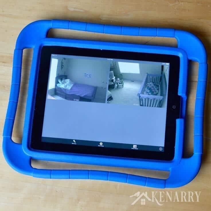 best video baby monitors for multiple rooms. Black Bedroom Furniture Sets. Home Design Ideas