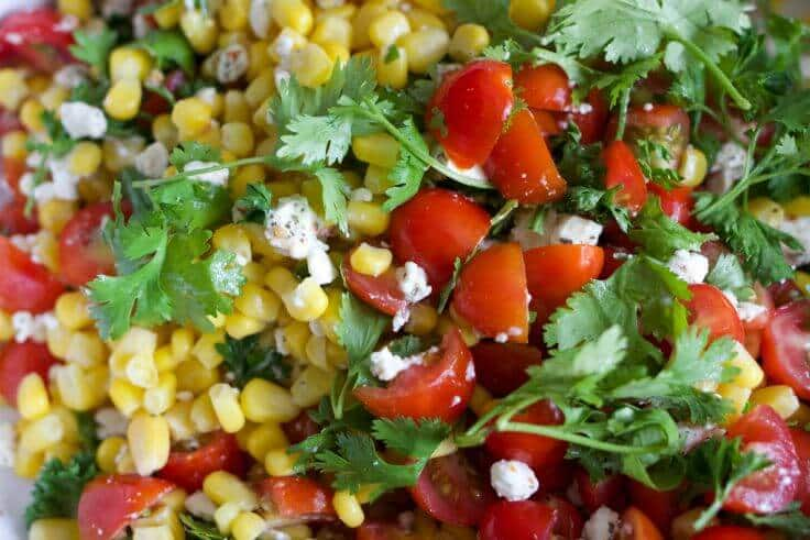Easy Healthy Salsa – The Champagne Supernova featured on Kenarry.com
