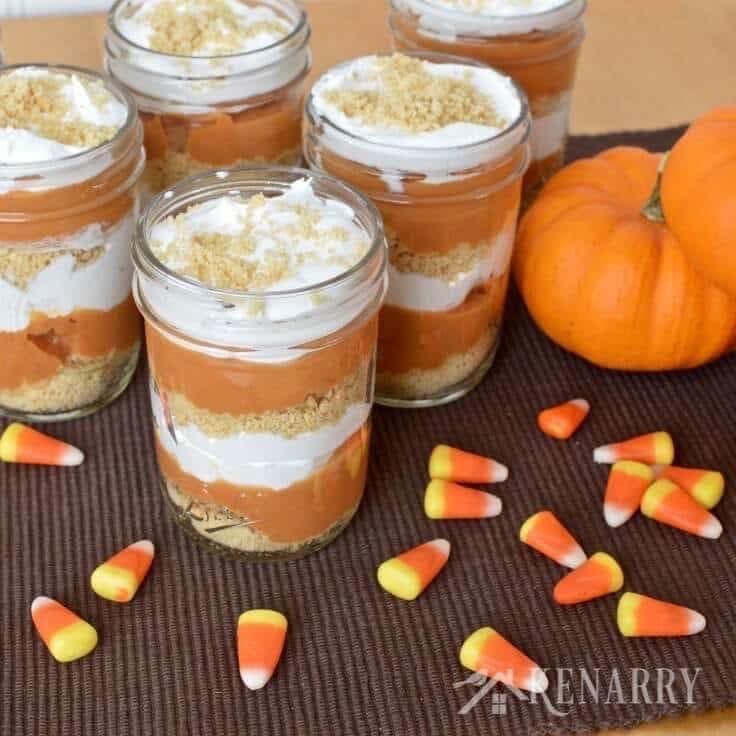 Pumpkin Pie Parfaits Recipe: An Irresistible Fall Dessert