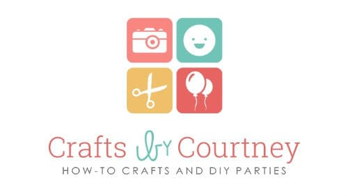 Courtney from Crafts by Courtney featured in the Summer Spotlight