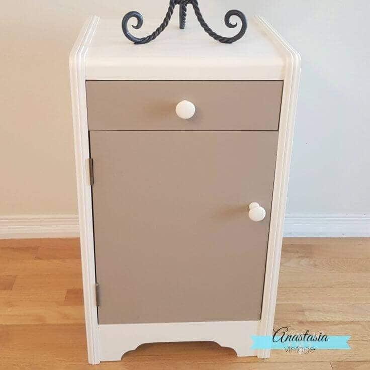 Revamp Kitchen Cupboards Ideas: $5 Thrift Store Cabinet Revamp