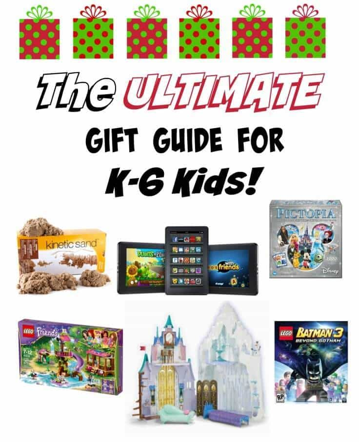 The Ultimate Gift Guide for Kids