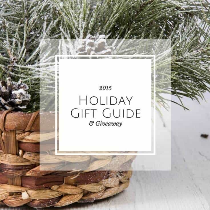 Looking for gift ideas for friends, hostesses and other women in your life? We've got the ultimate holiday gift guide plus a giveaway.