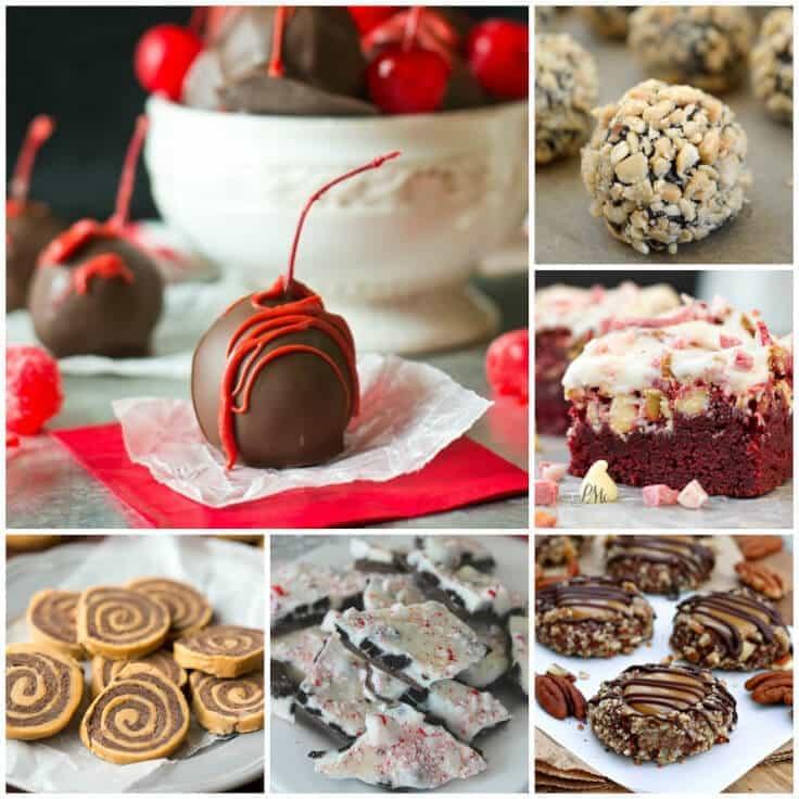 10 Holiday Sweet Treats