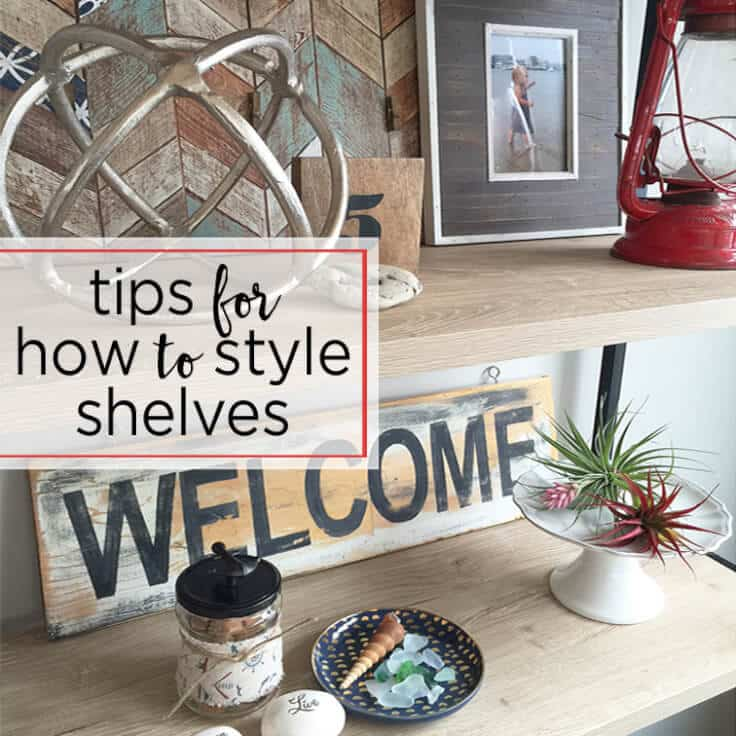 greco design tips on how to stay shelves