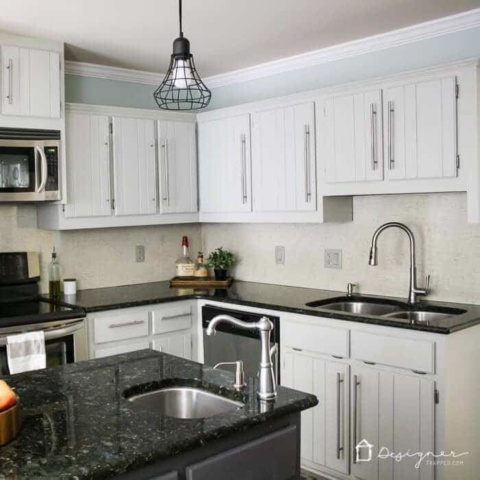 How to Paint Cabinets Without Sanding or Priming