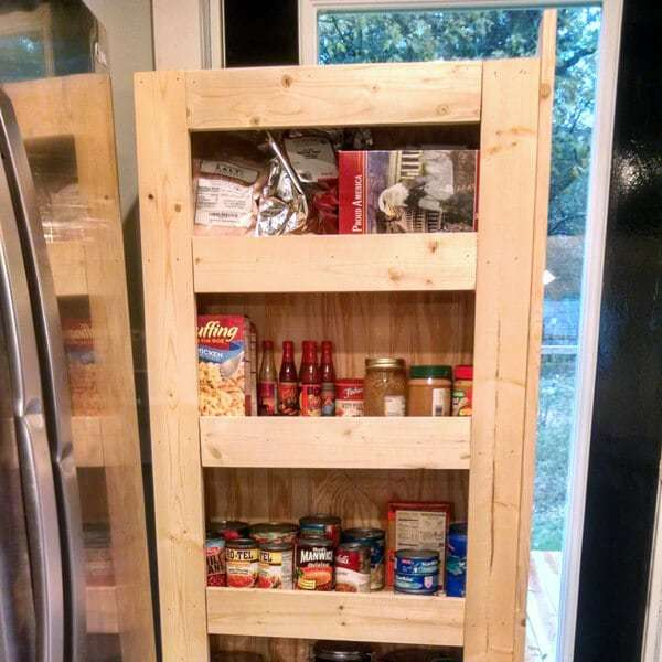 How to build your own Rolling Pantry!