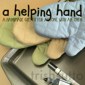 A Helping Hand by TrishSutton.com