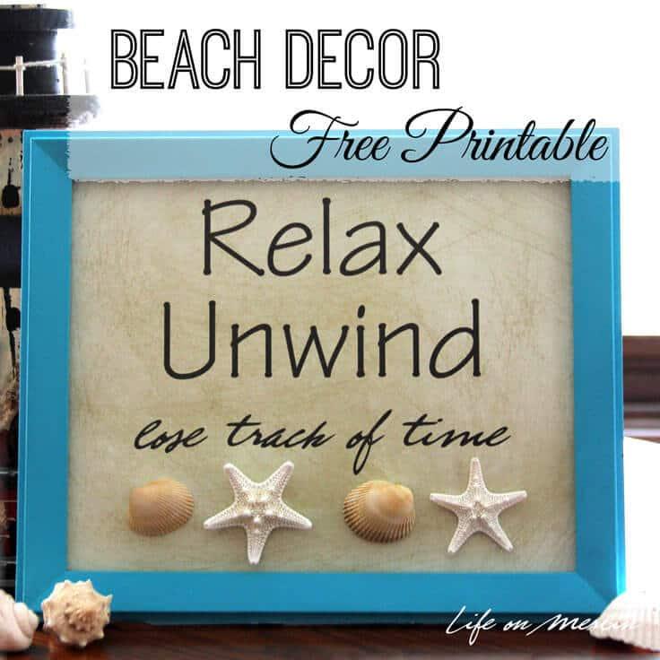 Beach-Decor-Printable