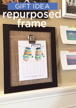 Repurposed frame