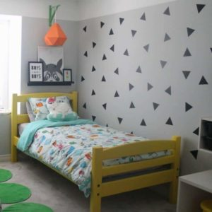 Boys' Room Makeover