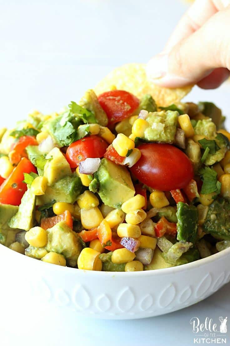 Corn and Avocado Salsa Recipe