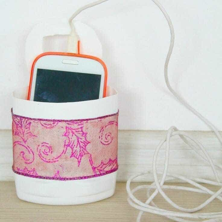 How to make a DIY Phone Charging Station