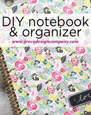 notebook & organizer