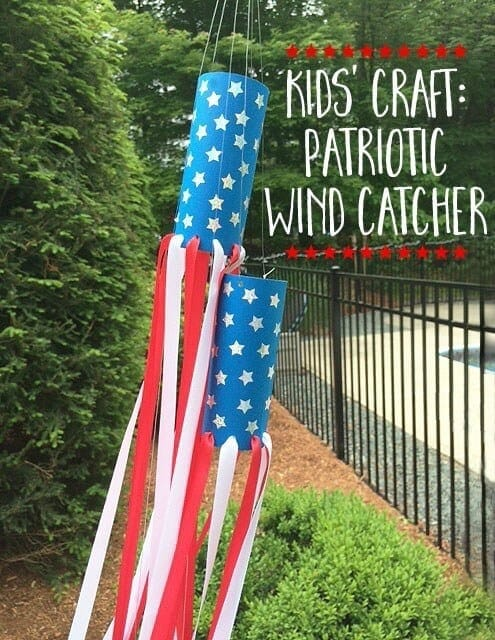 greco design company 4th of july party decor featured on