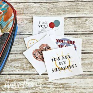 Back-To-School Lunchbox Love Notes: Free Printable