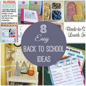 Back-to-School-Ideas