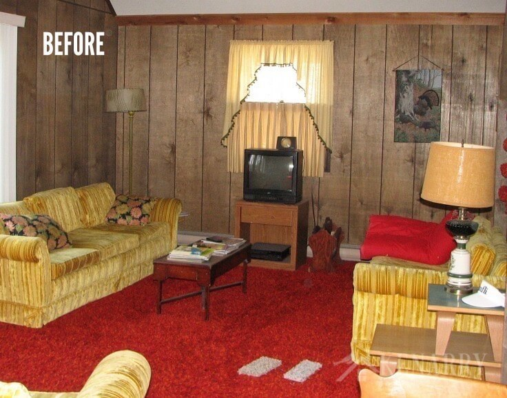 This Little Cabin Was In Desperate Need Of An Extreme Cottage Makeover I